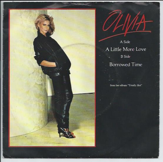 "OLIVIA NEWTON-JOHN ""A little more love"""