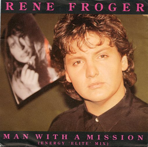 "RENE FROGER ""Man with a mission"""