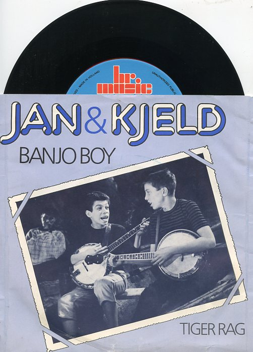 "JAN & KJELD ""Banjo boy"" (brmusic)"