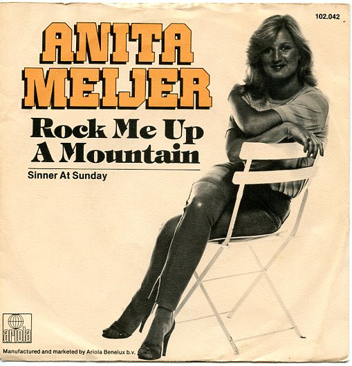 "ANITA MEYER ""Rock me up a mountain"""