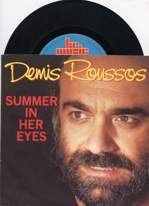"DEMIS ROUSSOS ""Summer in her eyes"""