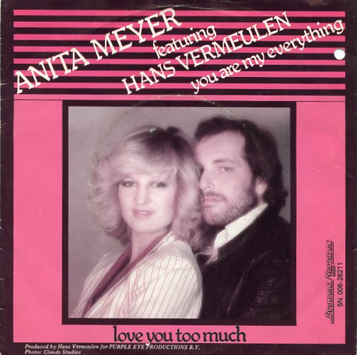 "ANITA MEYER feat. Hans Vermeulen ""You are my everything"""