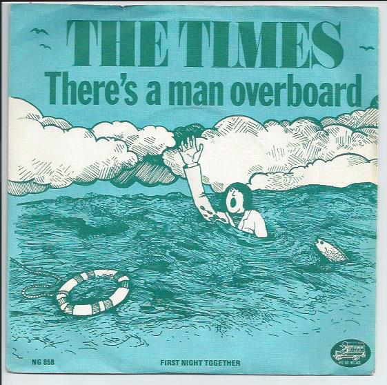 "THE TIMES ""There's a man overboard"""