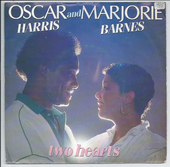 "OSCAR HARRIS & MARJORIE BARNES ""Two hearts"""