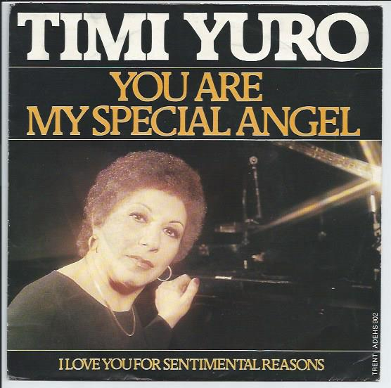 "TIMI YURO ""You are my special angel"""
