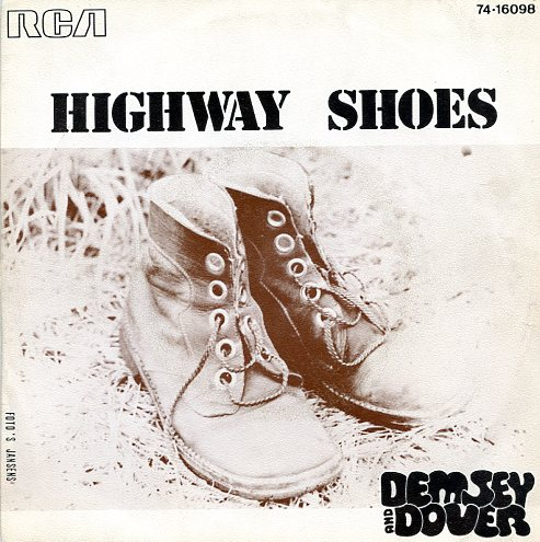 "DEMSEY & DOVER ""Highway shoes"""