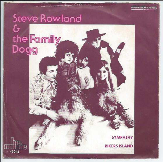 "STEVE ROWLAND & the FAMILY DOGG ""Sympathy"" (brmusic)"