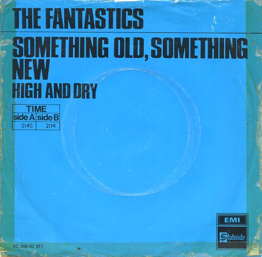 "THE FANTASTICS ""Something old, something new"""