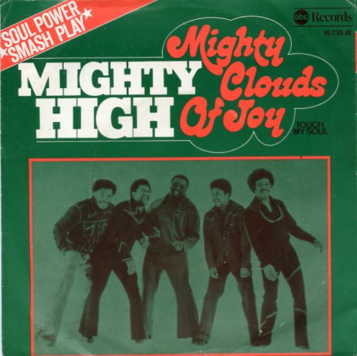 "MIGHTY CLOUDS OF JOY ""Mighty high"""