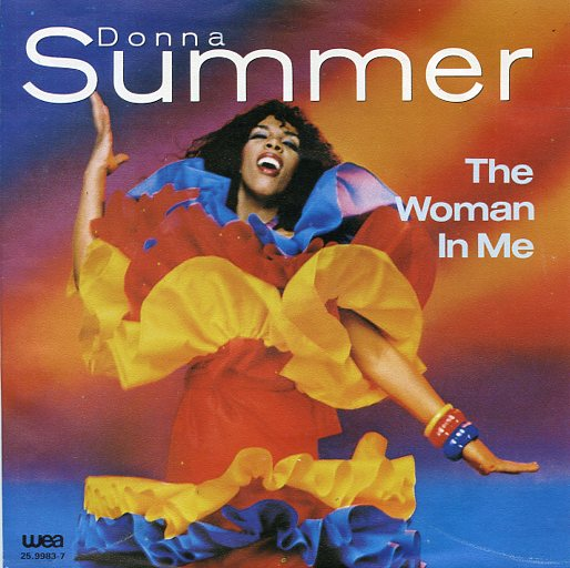 "DONNA SUMMER ""The woman in me"" (A)"