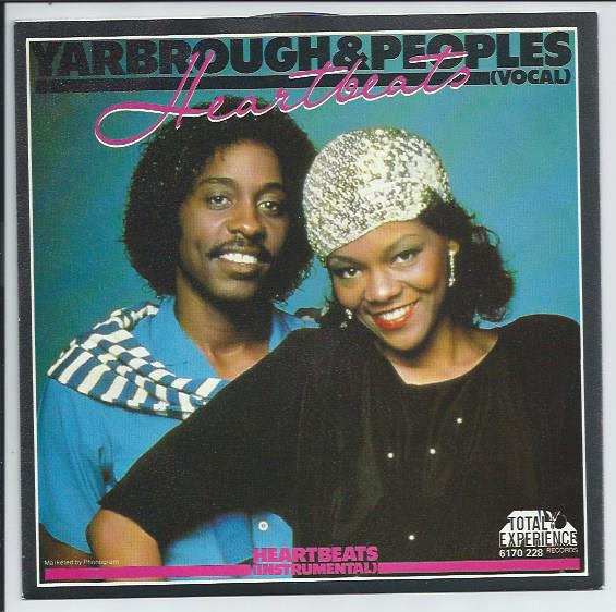 "YARBROUGH & PEOPLES ""Heartbeats"""