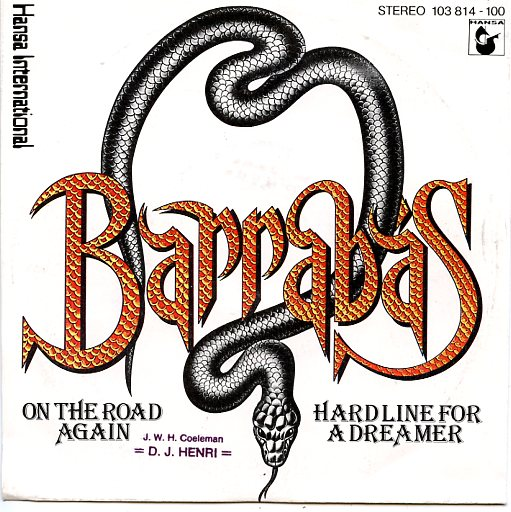 "BARRABAS ""On the road again"""