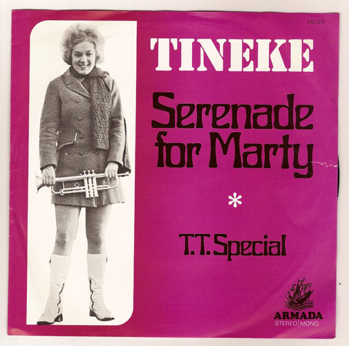 "TINEKE ""Serenade for Marty"""