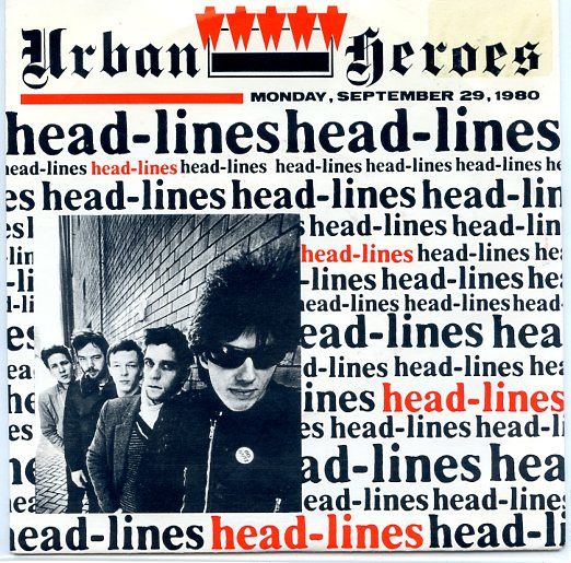 "URBAN HEROES ""Headlines"""