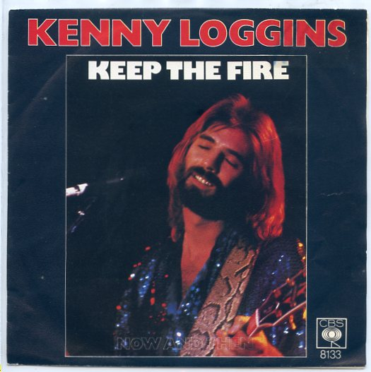 "KENNY LOGGINS ""Keep the fire"""