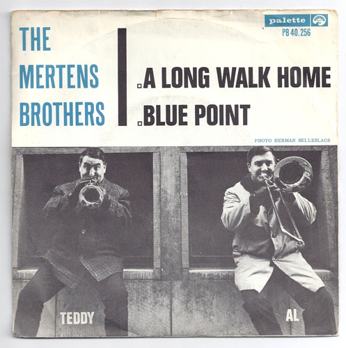 "MERTENS BROTHERS ""A long walk home"""