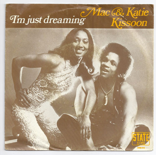 "MAC & KATIE KISSOON ""I'm just dreaming"" (A)"