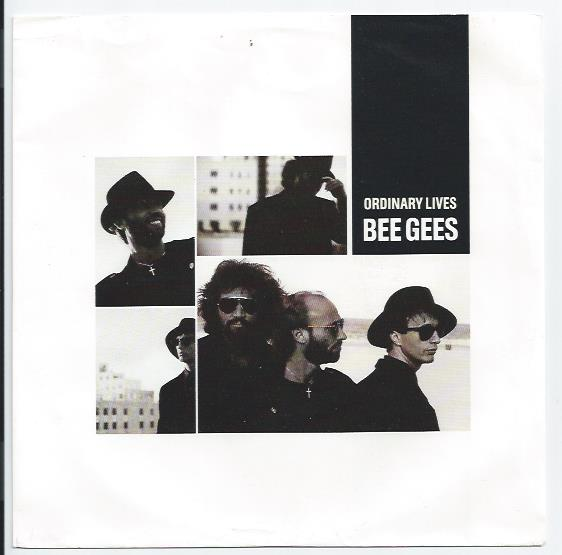 "BEE GEES ""Ordinary lives"" (d)"