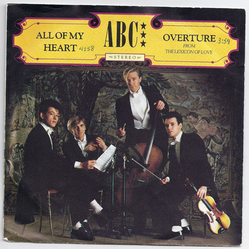 "ABC ""All of my heart"""