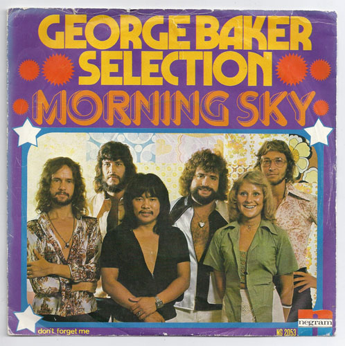 "GEORGE BAKER SELECTION ""Morning sky"""