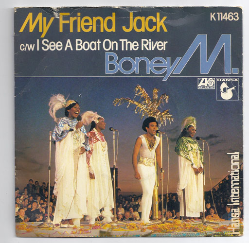 "BONEY M. ""My friend Jack"" (e)"
