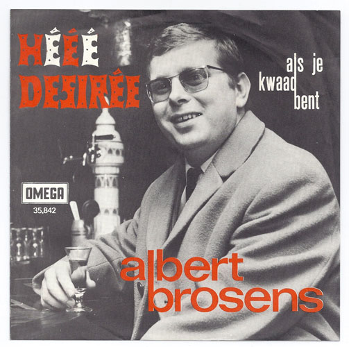 "ALBERT BROSENS ""He Desiree"""