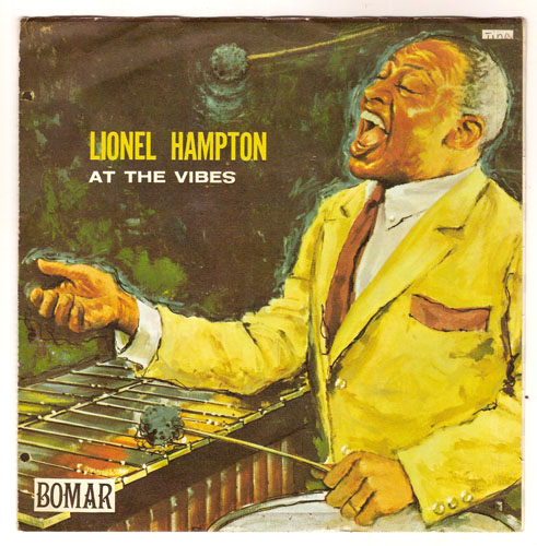 "LIONEL HAMPTON ""At the vibes"" EP"