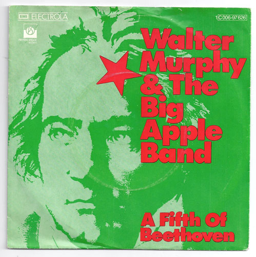 "WALTER MURPHY & THE BIG APPLE BAND ""A fifth of Beethoven"" (d)"