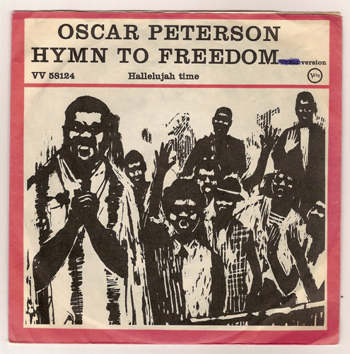 "OSCAR PETERSON TRIO ""Hymn to freedom"""