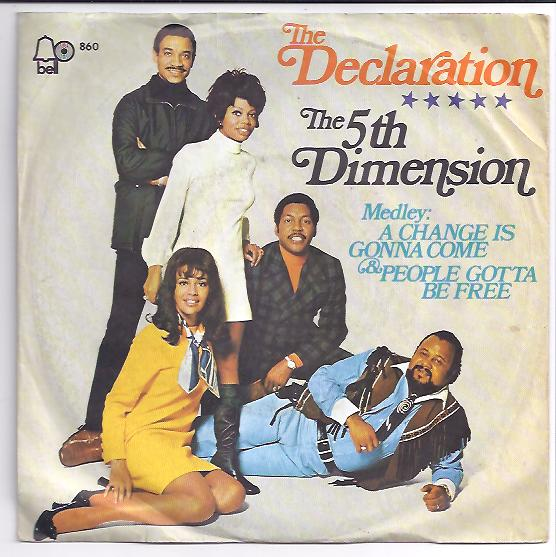 "5th DIMENSION ""The declaration"" (d)"