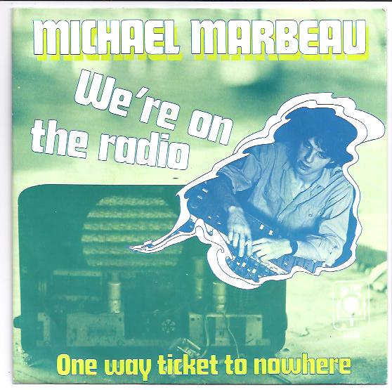 "GIP 4033 MICHAEL MARBEAU ""We're on the road"""