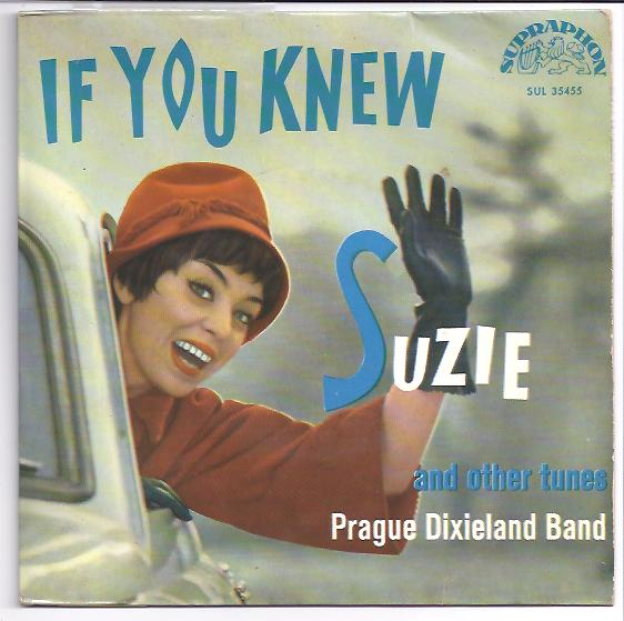 "PRAGUE DIXIELAND BAND ""Suzie"" EP"