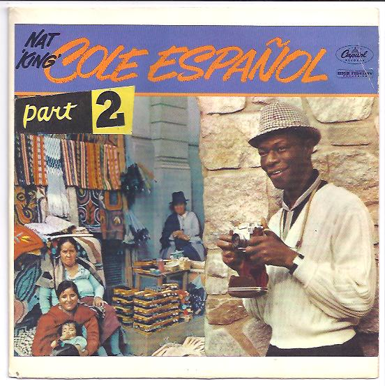"NAT KING COLE ""Cole Español part 2"" EP"