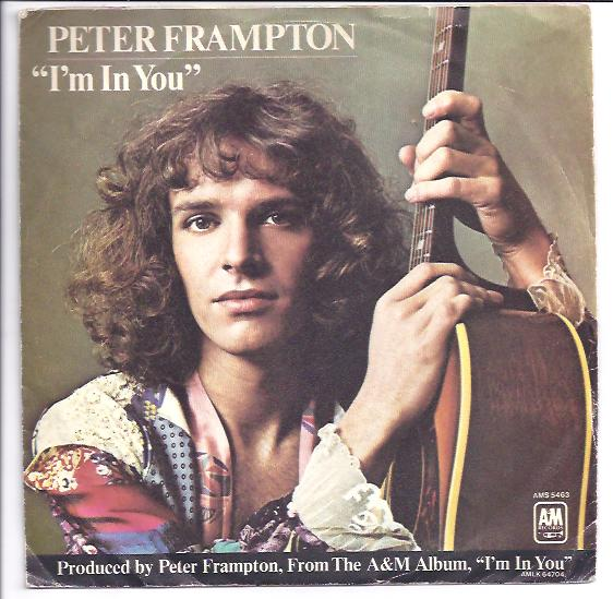 "PETER FRAMPTON ""I'm in you"""