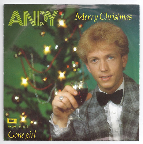 "ANDY ""Merry Christmas"""