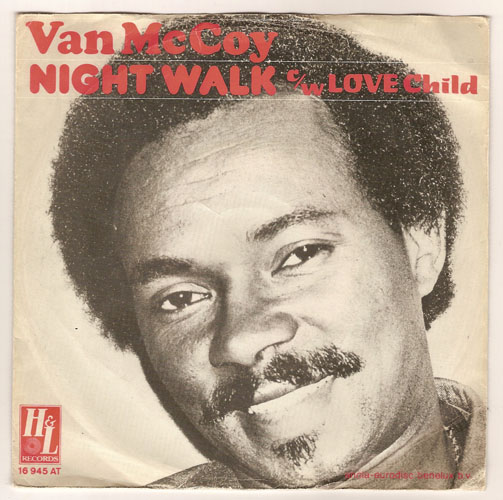 "VAN McCOY ""Night walk"""