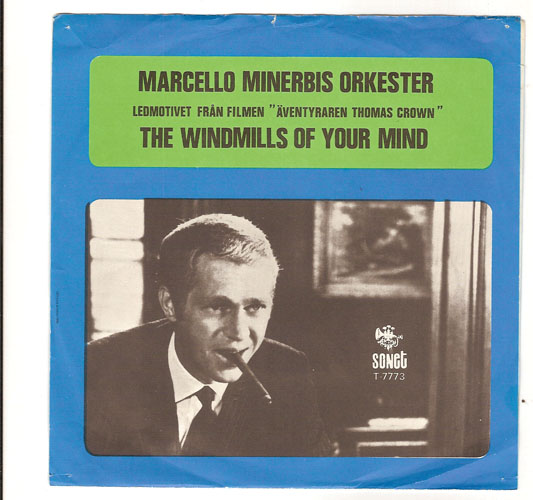 "MARCELLO MINERBIS ORKESTER ""The windmills of your mind"" (dm)"