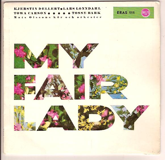 "MATS OLSSONS ""My fair Lady"" EP"