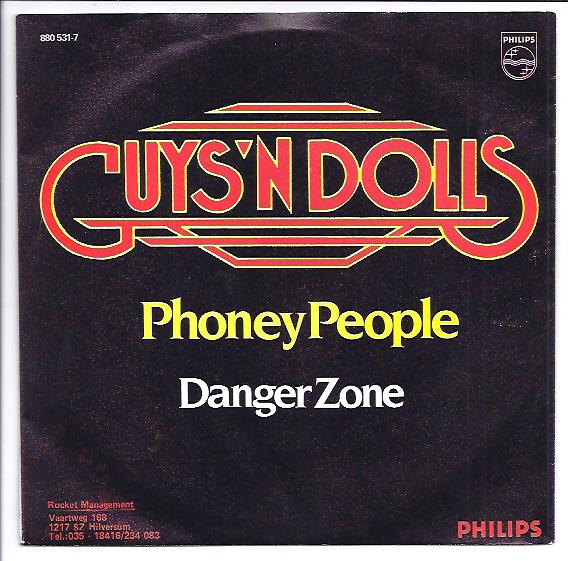 "GUYS 'N' DOLLS ""Phoney people"""