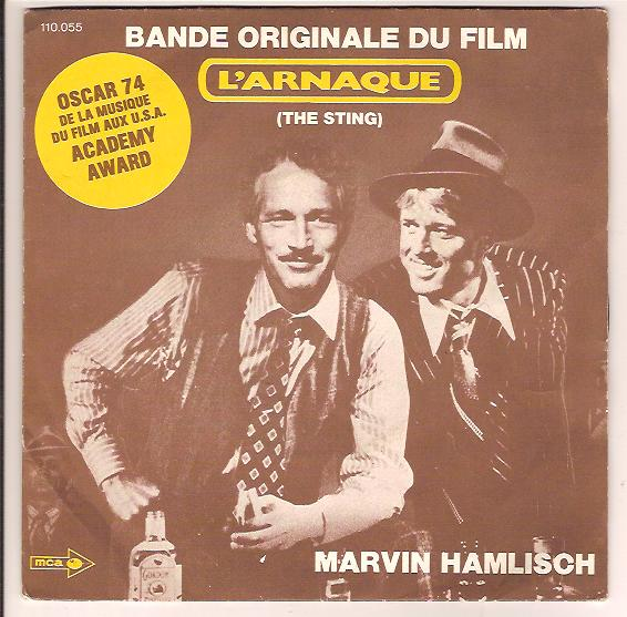 "MARVIN HAMLISCH ""The Sting"" (fr)"