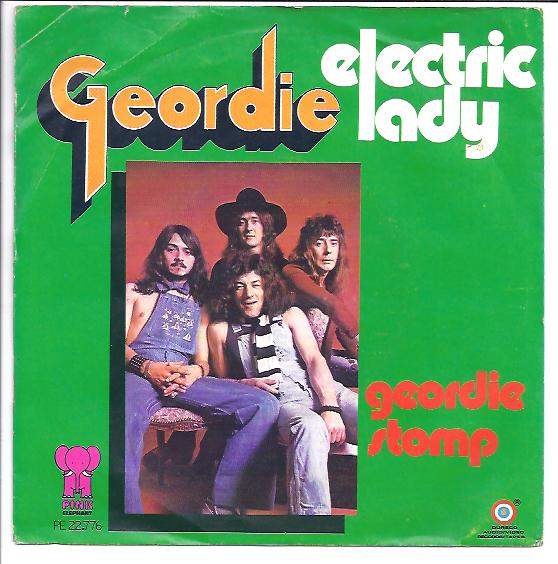 "PE 22.776 GEORDIE ""Electric Lady"""