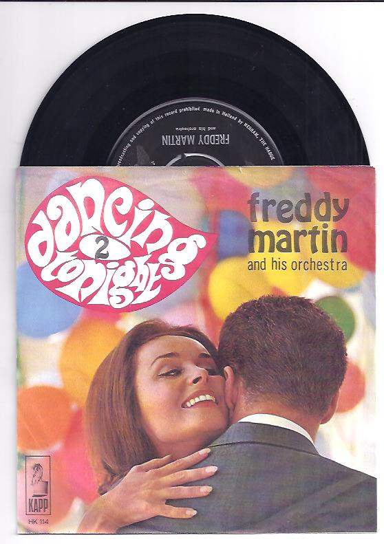 "FREDDY MARTIN ""Dancing tonight vol. 2"""