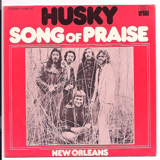 "HUSKY ""Song of praise"""