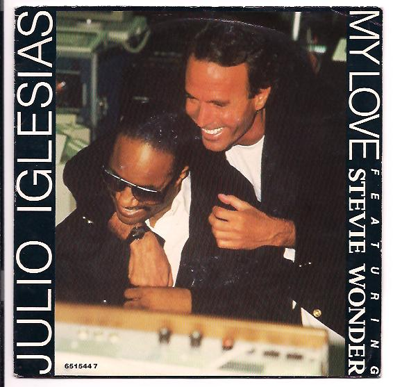 "JULIO IGLESIAS ""My love"""