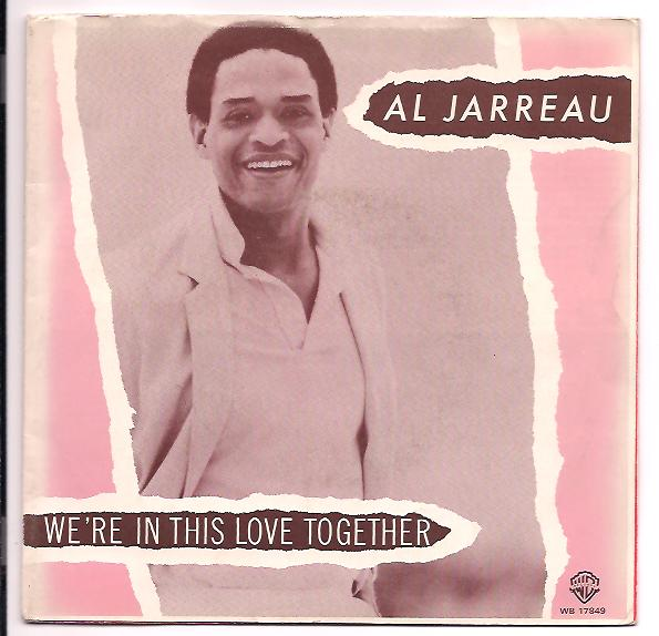 "AL JARREAU ""We're in this love together"""