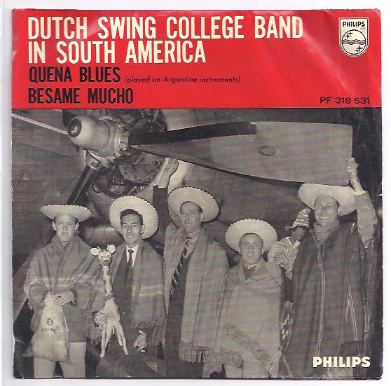 "DUTCH SWING COLLEGE BAND ""Quena Blues"" (fh)"