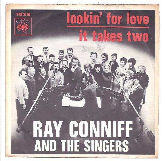 "RAY CONNIFF ""Lookin' for love"""