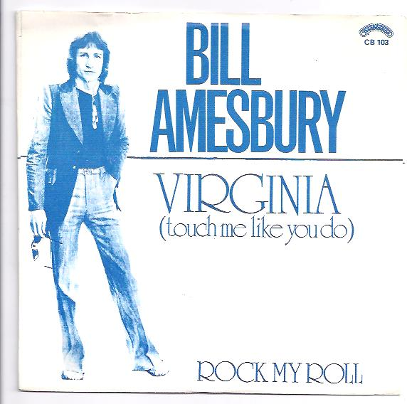 "BILL AMESBURY ""Virginia"""