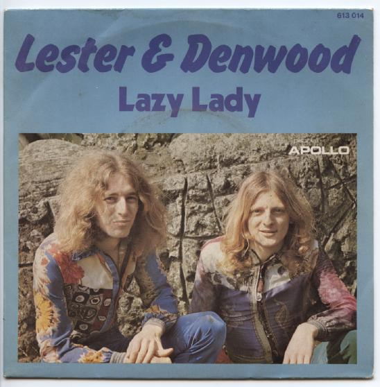 "LESTER & DENWOOD ""Lazy Lady"""