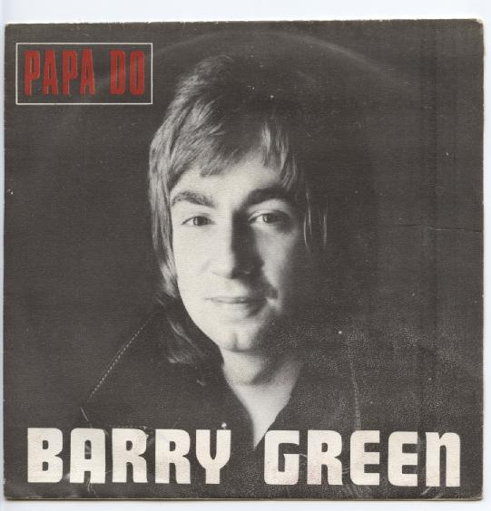 "BARRY GREEN ""Papa Do"""